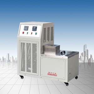 雅安DWC-80/-80℃冲击试样低温槽