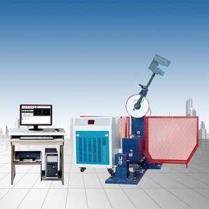 雅安JBDW-300D微机控制全自动超低温冲击试验机